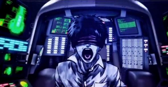 宇宙旅行、モノクマのお仕置き