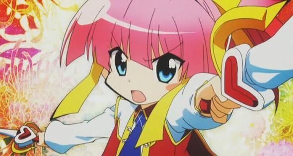 イリヤの好きなアニメ
