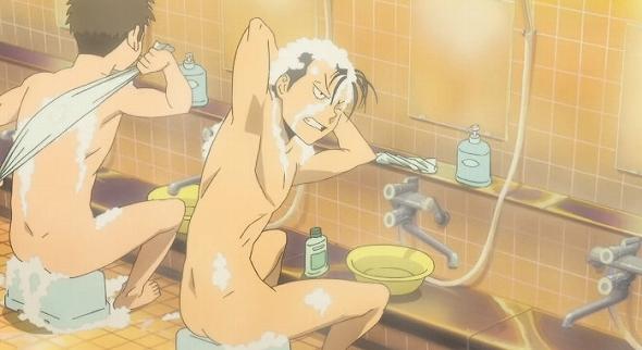 銀の匙のお風呂シーン