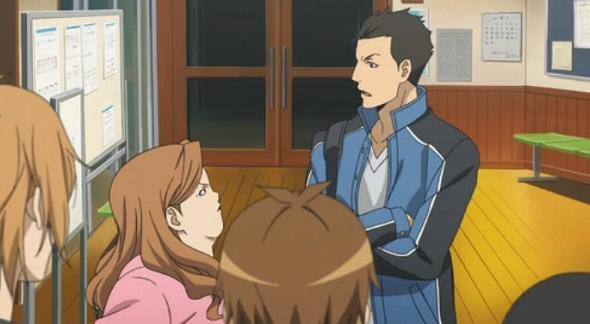 スモークチキン先輩と稲田 多摩子(いなだ たまこ)
