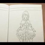 ローゼンメイデン第3話『ドレス作りとnのフィールドの人形の山!!』感想