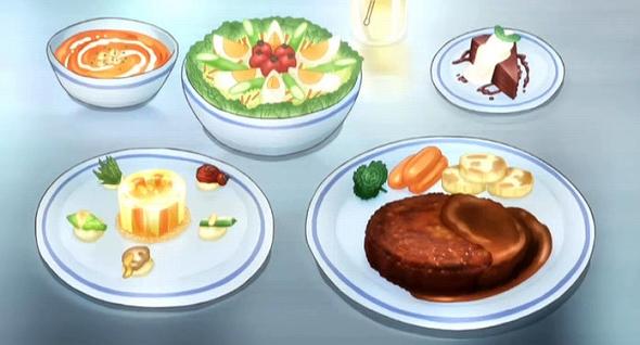 美遊の手料理