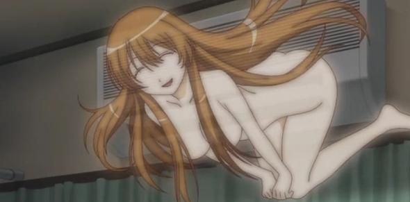 波戸 賢二郎(ハト ケンジロウ)の全裸