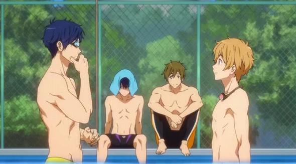 Free!のプール