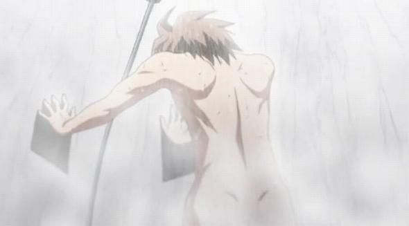 苗木君のシャワーシーン