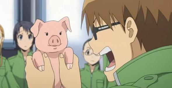 名前は豚丼