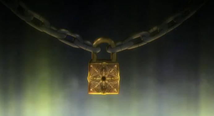 イリヤの南京錠