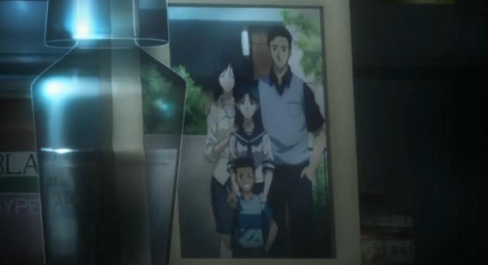 巫条 霧絵の家族