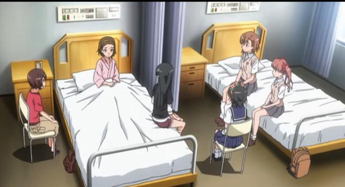 枝先 絆理(えださき ばんり)が退院