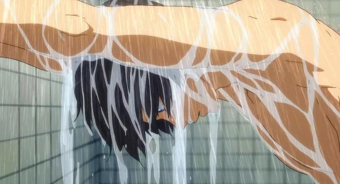 水も滴るいい七瀬 遙(ななせ はるか)
