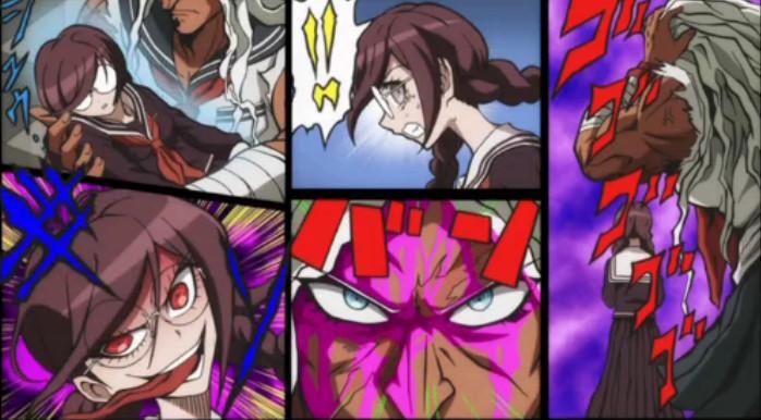 ジェノサイダー翔の漫画