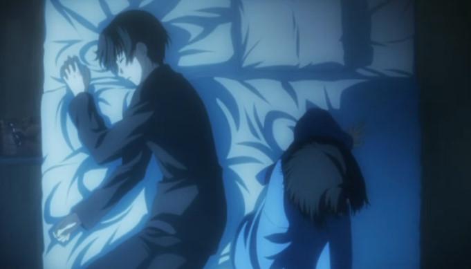 ベッドイン式×黒桐幹也