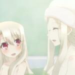 Fate/kaleid liner プリズマ☆イリヤ 第9話『アイリとイリヤのお風呂シーン、最後のクラスカード!』感想