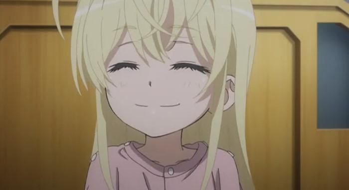 笑顔が天使のフェブリ
