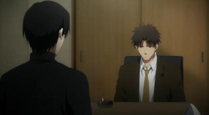 刑事の秋巳大輔