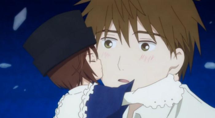 蒼星石のキス
