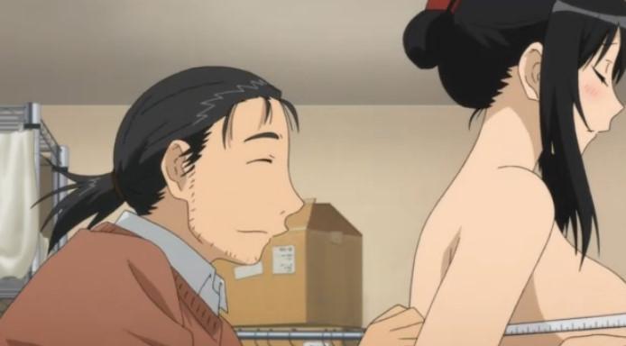 大野 加奈子(オオノ カナコ)の横乳