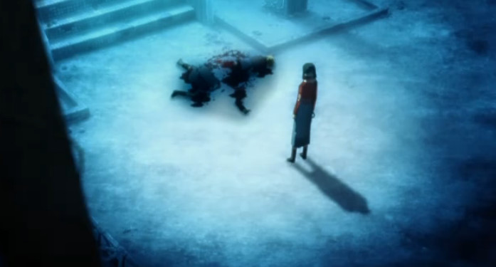 白純 里緒(しらずみ りお)の死