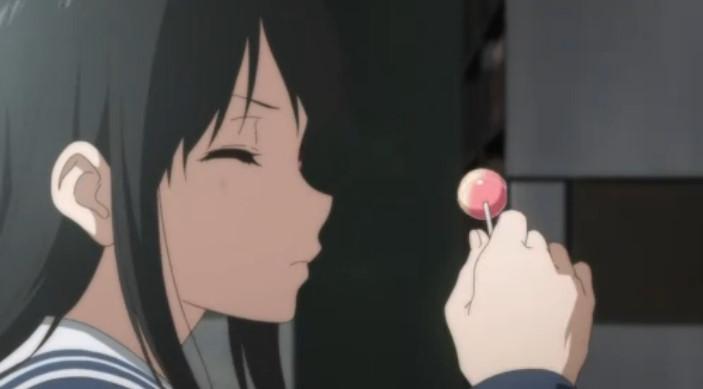 名瀬 美月とアメ