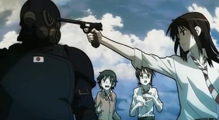 三島鬼兵(みしま おにへい)怖い