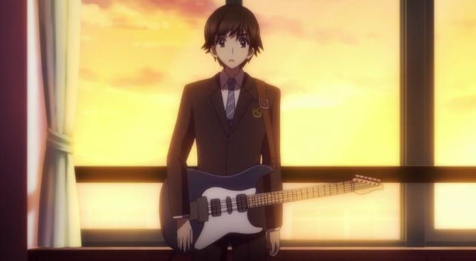 北原 春希(きたはら はるき)のギター