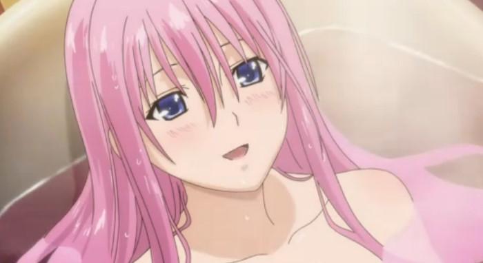 希咲 美桜(きさき みお)入浴