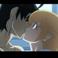 忍野 忍とキス