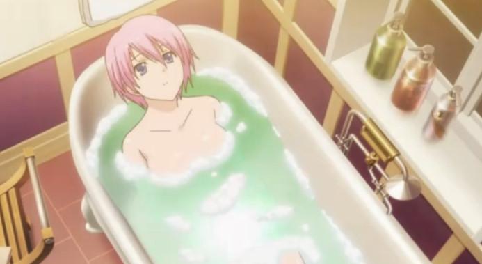 希咲 美桜(きさき みお)お風呂