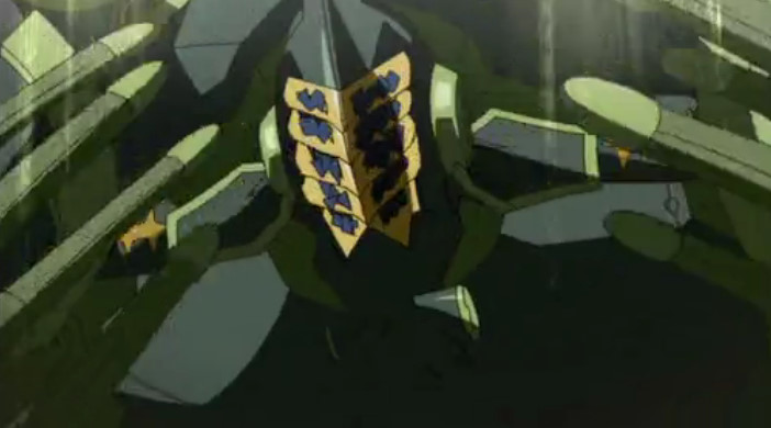 三つ星極制服 剣の装