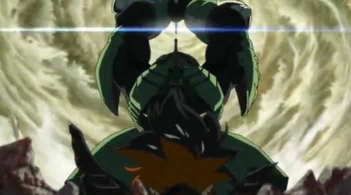 三つ星極制服 剣の装・改(あらため)