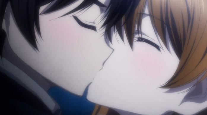 小木曽 雪菜(おぎそ せつな)とキス