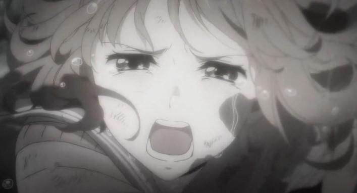 栗山 未来(くりやま みらい)の涙