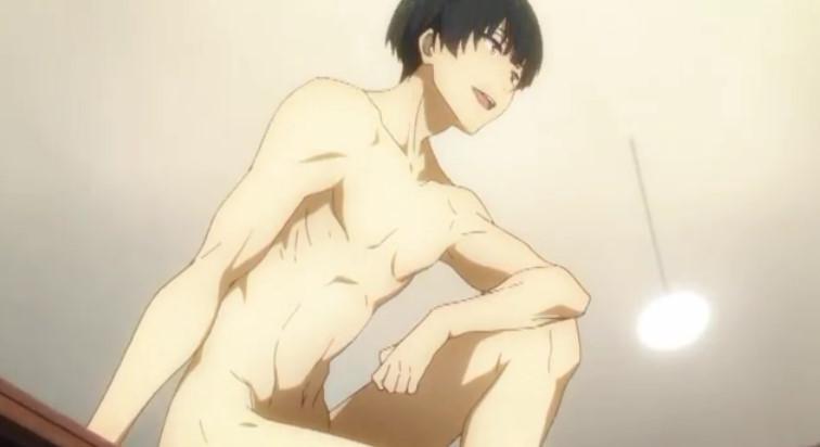 名瀬 博臣(なせ ひろおみ)全裸