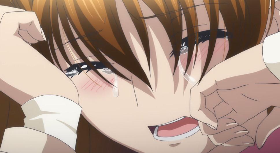 小木曽雪菜の涙