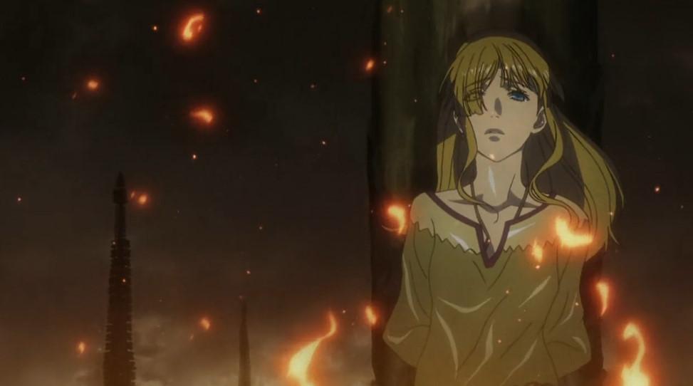ジャンヌ・カグヤ・ダルク火あぶりの刑