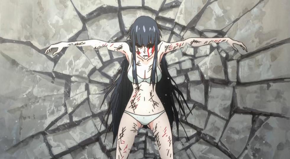 鬼龍院 皐月(きりゅういん さつき)裸