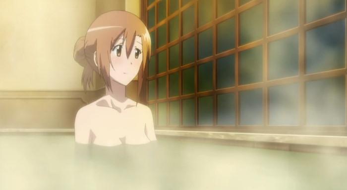 七条 アリア入浴シーン