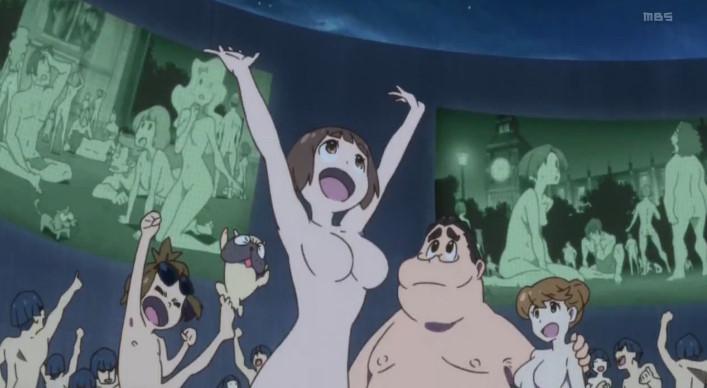 満艦飾マコの全裸