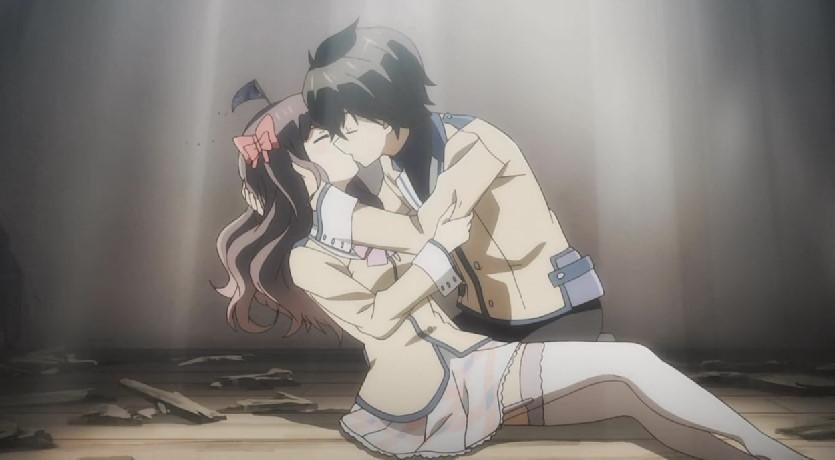 魔法ヶ沢 茜(まほうがさわ あかね)キス