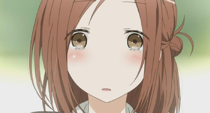 藤宮 香織(ふじみや かおり)の涙