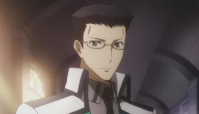 司 甲(つかさ きのえ)剣道部主将
