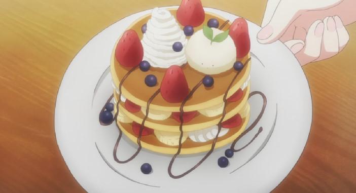 限定パンケーキ