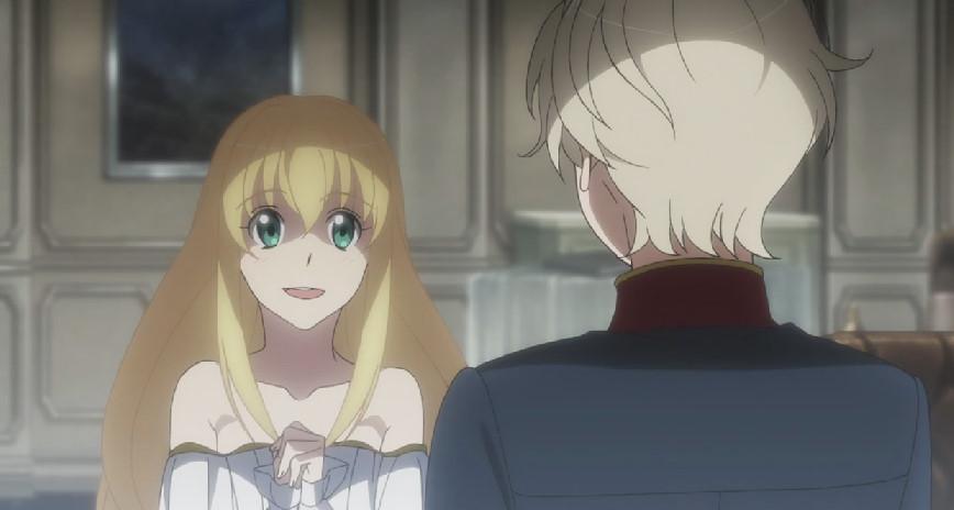 アセイラム姫かわいい
