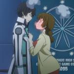 魔法科高校の劣等生 第15話「モノリスコードと千葉エリカはブラコン!!」感想
