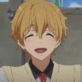 葉月 渚(はづき なぎさ)笑顔
