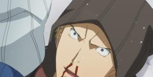 巽 完二(たつみ かんじ)鼻血
