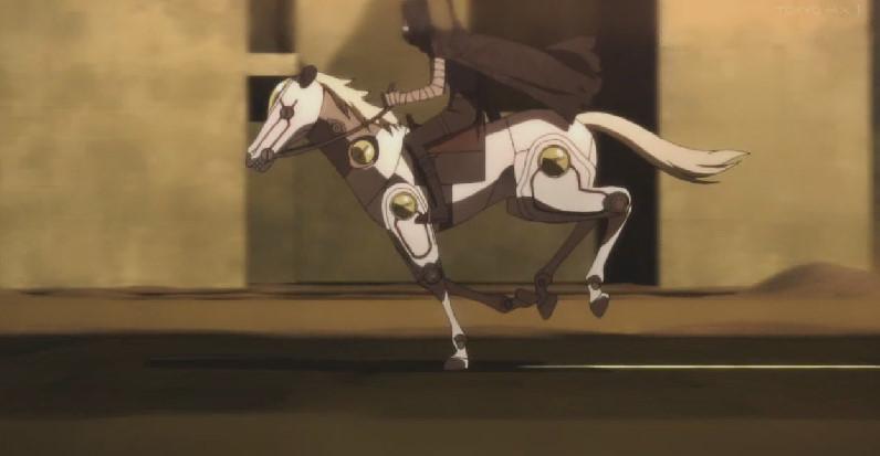 白馬の王子さまデスガン