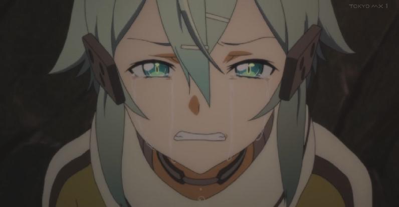 シノンの涙