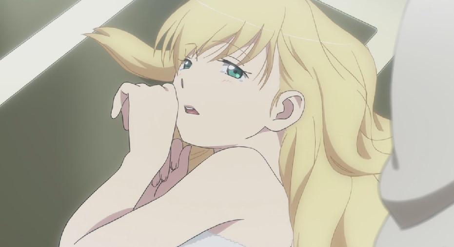 全裸のアセイラム姫