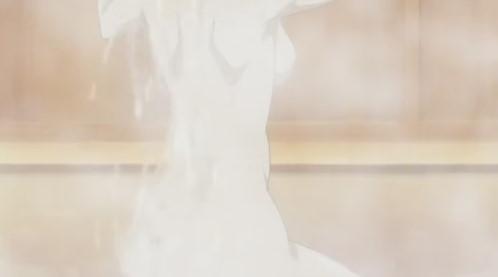 マリーの横乳